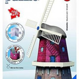 Puzzle 3D Ravensburger Windmill 216 Pieces