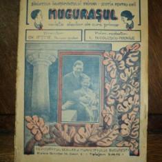 ''MUGURASUL'', ANUL IV, NR. 4, APRILIE 1937