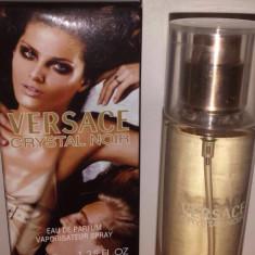 PARFUM DAMA 40ML VERSACE CRYSTAL NOIR - Parfum femeie Versace, Apa de parfum
