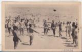 Bnk cp Vasile Roaita - Pe plaja - circulata 1955, Printata, Eforie