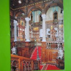 HOPCT  24978  SINAIA / CASTELUL PELES /HOLUL DE ONOARE -JUD PRAHOVA - CIRCULATA, Printata