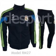 Trening ADIDAS conic Real Madrid pentru COPII 8 -15 ani - Model nou Pret special, Marime: XL, XXL, Culoare: Din imagine