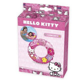 Colac Copii Bazin Intex Flotador Hello Kitty