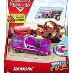 Masinuta Disney Cars Wheel Action Drivers Ramone - Masinuta electrica copii Mattel