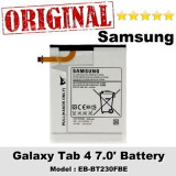 Acumulator Samsung Galaxy Tab 4 7.0 T231 cod EB-BT230FBE original, Alt model telefon Samsung, Li-ion