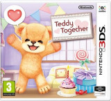 Teddy Together Nintendo 3Ds, Actiune, 3+