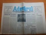 ziarul adevarul 11 septembrie 1990-art. brasov- o reduta pierduta
