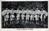 Sălişte, Grupa de Căluşeri, ilustrată veche