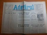 Ziarul adevarul 2 august 1990