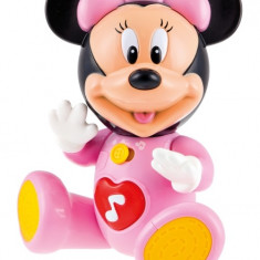 Jucarie Interactiva Minnie Mouse - Figurina Desene animate