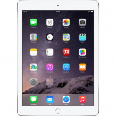 Tableta Apple iPad Air 2 64GB 4G Silver - Tableta iPad Air 2 Apple, Argintiu, Wi-Fi + 4G