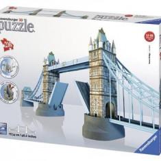 Puzzle 3D Ravensburger London Tower Bridge Building 216 Pieces