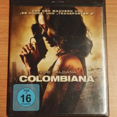 Film Blu Ray Columbiana Germana - Film actiune, Altele