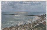 Bnk cp Vasile Roaita - Pe plaja - circulata 1959, Printata, Eforie