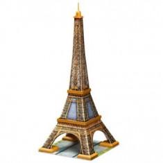 Puzzle 3D Ravensburger Eiffel Tower Paris 216 Pieces