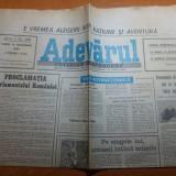 Ziarul adevarul 14 decembrie 1990-art. despre victimele revoutiei