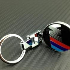 Breloc model pentru auto BMW M Power metal + cutie simpla cadou - Breloc Auto