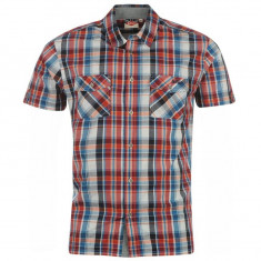 Camasa Lee Cooper One - Camasa barbati Lee Cooper, Marime: S, M, Maneca scurta, Multicolor