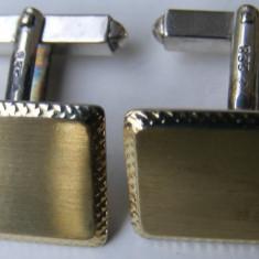 Butoni vechi din argint - de colectie (2)