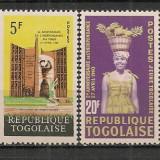 Togo.1962 2 ani Independenta ST.631 - Timbre straine, Nestampilat
