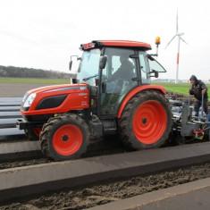 Tractor nou, 4x4 de 45CP cu Cabina Deluxe Kioti NX4510C