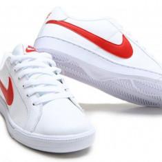 ADIDASI NIKE COURT ROYALE - ADIDASI ORIGINALI - Adidasi dama Nike, Culoare: Din imagine, Marime: 35.5, Piele naturala