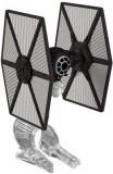 Jucarie Hot Wheels Star Wars The Force Awakens First Order Tie Fighter Vehicle, Mattel