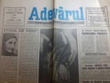 Ziarul adevarul 12 august 1990