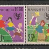 Togo.1961 15 ani UNICEF ST.628 - Timbre straine, Nestampilat