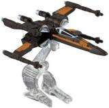 Jucarie Hot Wheels Star Wars The Force Awakens X-Wing Fighter Vehicle, Mattel
