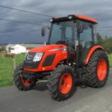 Tractor nou, 4x4 Euro 4 de 66, 4CP sau 73CP Kioti RX6620PC cu Cabina Deluxe cu AC