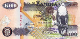 100 K Zambia 2006