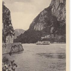 ORSOVA, CASAN, VAPOR, CIRC. 1931 - Carte Postala Oltenia dupa 1918, Circulata, Printata