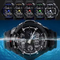 Ceas SKMEI S - Shock rezistent la apa alarma calendar cronometru, Mecanic-Automatic