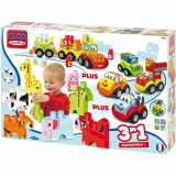 Set Constructii Super Pack 3In1