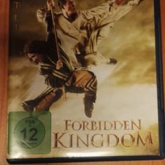 Film Blu Ray Forbidden Kingdom Germana - Film actiune, Altele