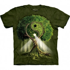 Tricou The Mountain - Yin Yang Tree (Mărime: XL)