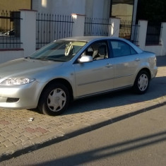 Mazda 6 2.0 Diesel 121 CP, An Fabricatie: 2004, Motorina/Diesel, 200000 km, 1998 cmc, Model: 6