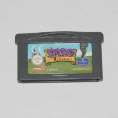 Joc Nintendo Gameboy Advance GBA - Spyro Adventure - Jocuri Game Boy Altele, Actiune, Toate varstele, Single player