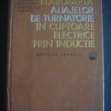 ELABORAREA ALIAJELOR DE TURNATORIE IN CUPTOARE ELECTRICE PRIN INDUCTIE