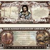 SUA = FANTASY NOTES (TJ6) = SERIA RELIGIILE LUMII : CRESTINISMUL - 2015 - UNC, America de Nord
