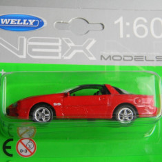Macheta auto Alta - WELLY DIE CAST - CHEVROLET CAMARO 2002, 1:60