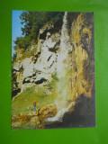 HOPCT 24999  U  VALEA ARIESULUI/CASCADA ZUGAI  -JUD ALBA -NECIRCULATA, Printata