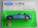 Macheta auto - WELLY DIE CAST - BMW Z4, 1:60