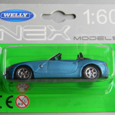 Macheta auto Alta - WELLY DIE CAST - BMW Z4, 1:60