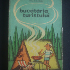 L. OPREAN, M. MOLDOVAN - BUCATARIA TURISTULUI