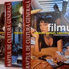 FILMUL, REGIZORI, GENURI, CAPODOPERE, RAFTUL DE CULTURA GENERALA, NUMERELE 13, 14, 15, 2010 - Carte Teatru