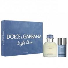 Dolce&Gabbana Light Blue Pour Homme Set 125+75 pentru barbati - Set parfum