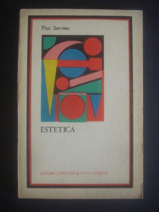 PIUS CERVIEN - ESTETICA