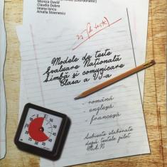 MODELE DE TESTE EVALUARE NATIONALA LIMBA SI COMUNICARE Clasa VI - M. C. Anisie